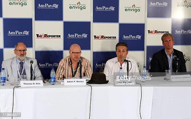 Thomas D Setz Adam P Davies Jim Reeve and Sebastien Von Wallwitz
