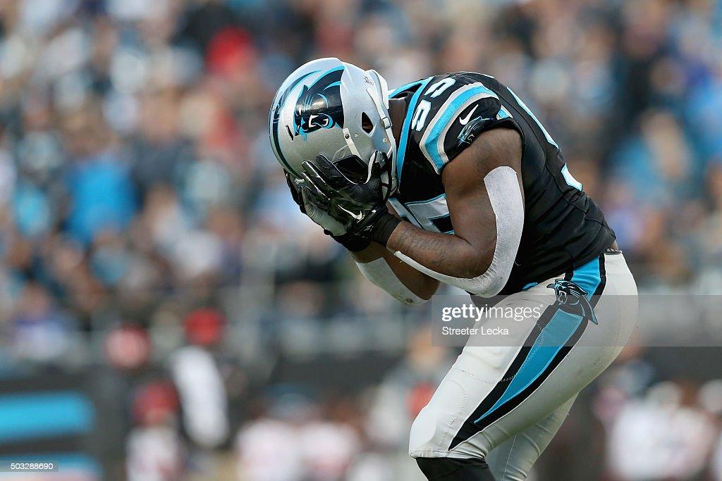 Tampa Bay Buccaneers v Carolina Panthers : News Photo