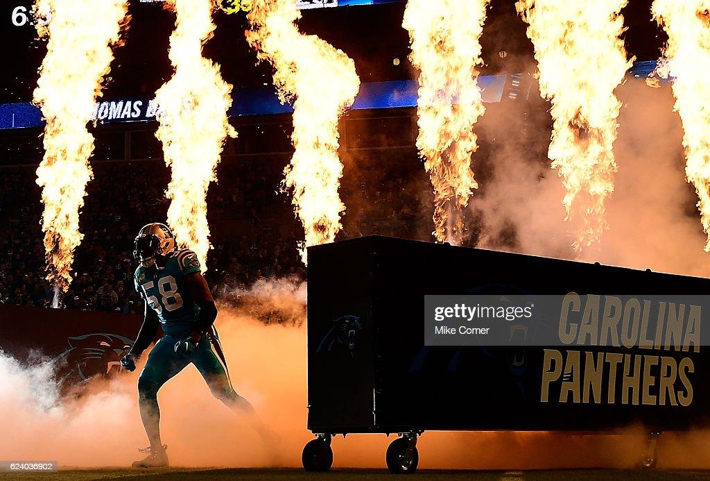 New Orleans Saints v Carolina Panthers : News Photo