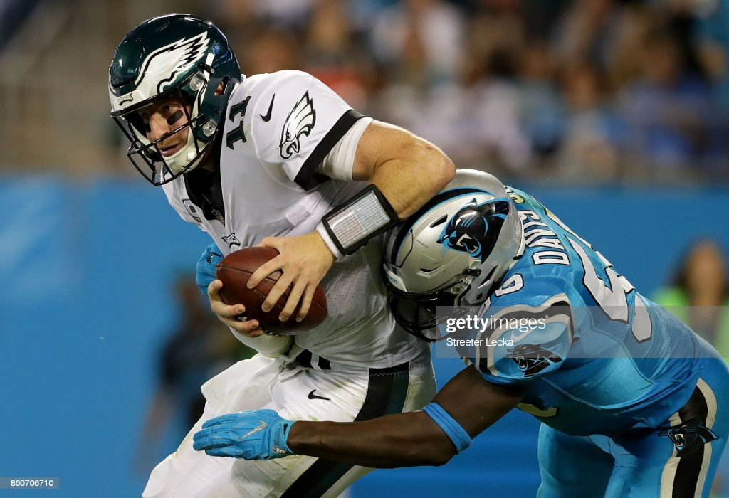 Philadelphia Eagles v Carolina Panthers