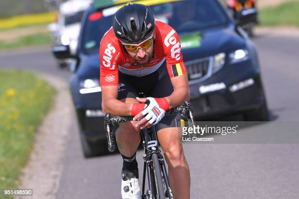 Thomas De Gendt of Belgium and Team Lotto Soudal / during the 72nd Tour de Romandie 2018, Stage 2 a 173,9km stage from Delemont to Yverdon-les-Bains...