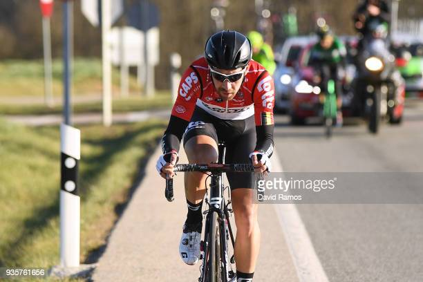 Thomas De Gendt of Belgium and Team Lotto Soudal / during the 98th Volta Ciclista a Catalunya 2018, Stage 3 a 153km stage from Sant Cugat Del Valles...