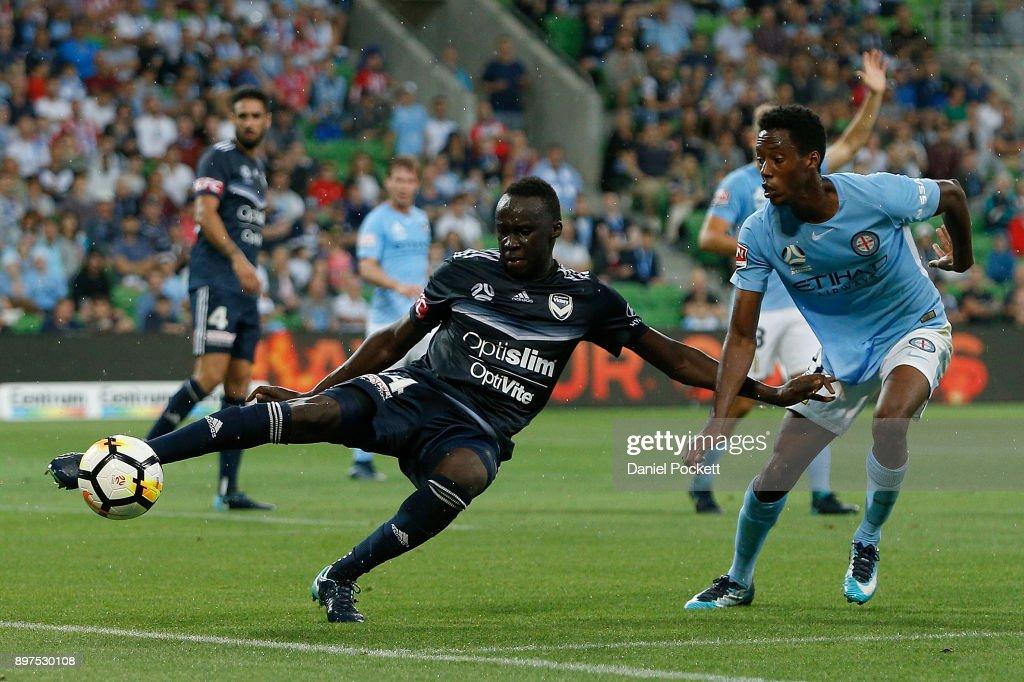 A-League Rd 12 - Melbourne City v Melbourne Victory