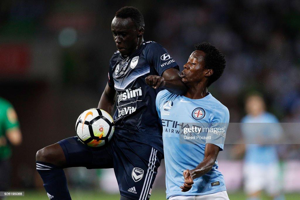 A-League Rd 22 - Melbourne City v Melbourne Victory