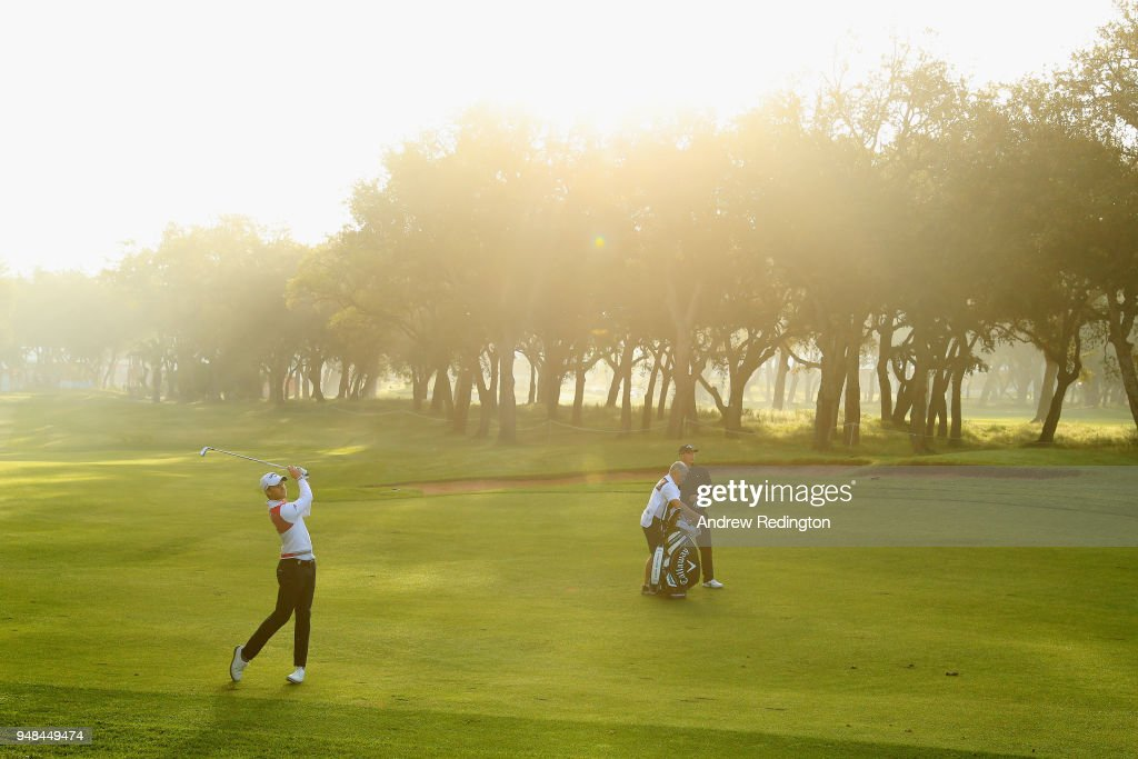 Trophee Hassan II - Day One