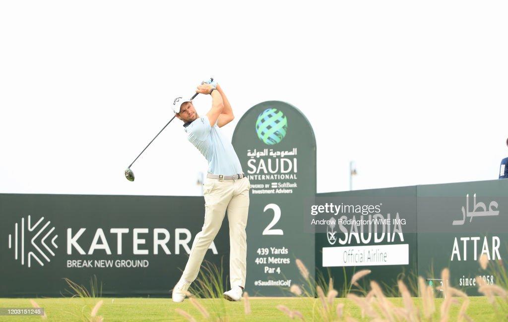 Saudi International - Day Two : News Photo