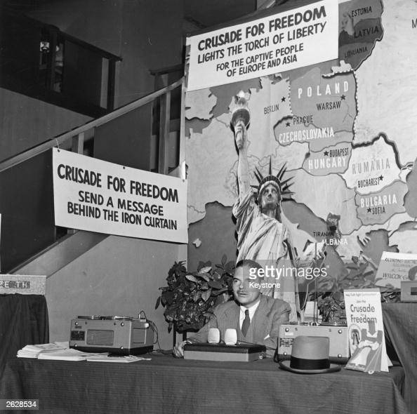 98 Crusade For Freedom. Photos and Premium High Res Pictures ...