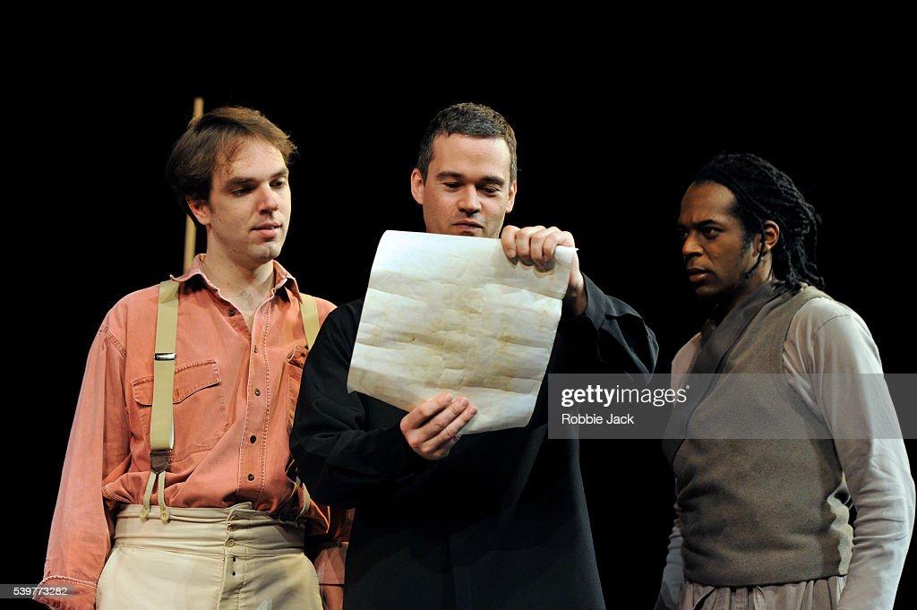 Thomas Dolie As Papageno Adrian Strooper Tamino And William
