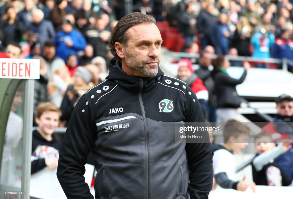 DEU: Hannover 96 v 1. FC Nuernberg - Bundesliga