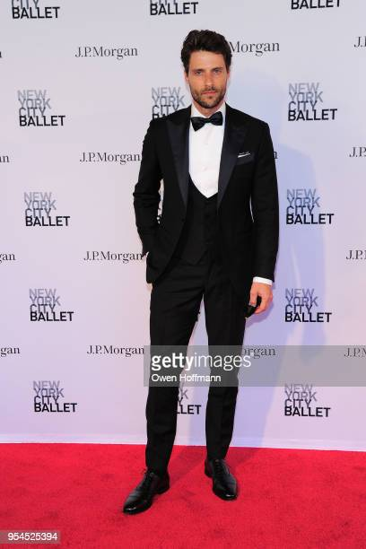 Thomas Dunn attends New York City Ballet 2018 Spring Gala at David H Koch Theater Lincoln Center on May 3 2018 in New York City