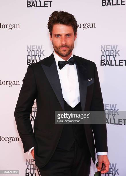 Thomas Dunn attends the 2018 New York City Ballet Spring Gala at David H Koch Theater Lincoln Center on May 3 2018 in New York City
