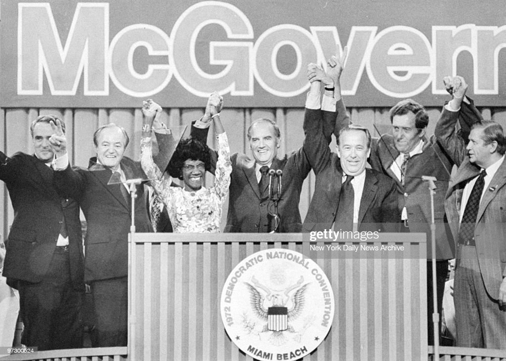 US Politician George McGovern Dies At 90