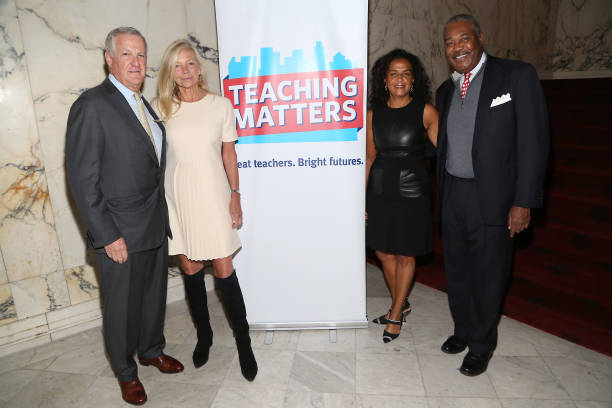 NY: Teaching Matters honors Ingrid & Thomas Edelman and Carol Sutton Lewis & William M. Lewis, Jr.