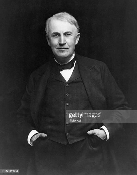 Thomas Edison in 1928 when the US Congress awarded him a gold medal for his achievements At the time a value of $156 million was placed on his...