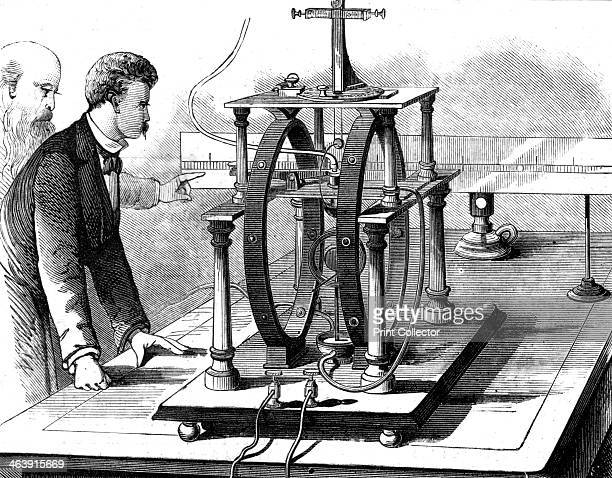Thomas Edison's improved form of JW Trowbridge's electric dynamometer 1879 Edison was a prolific inventor who registered over 1000 patents many of...