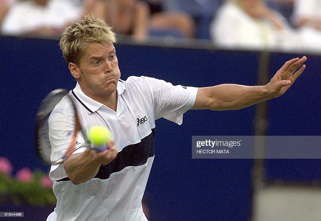 Enqvist king of tennis