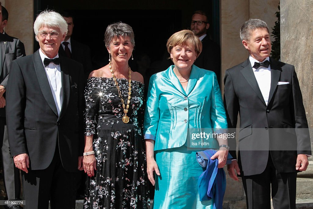 Bayreuth Festival 2015 Opening