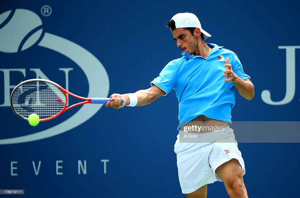 2013 US Open - Day 2 : News Photo