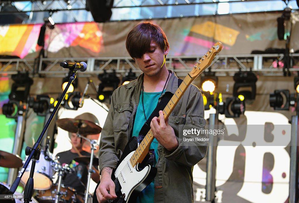 CBGB Music & Film Festival 2014 -  Times Square Concerts : News Photo
