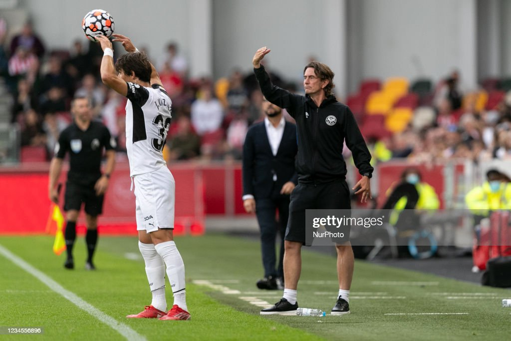 Brentford v Valencia - Pre-season Friendly : News Photo