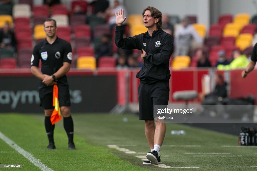Brentford v West Ham United - Friendly Match : News Photo