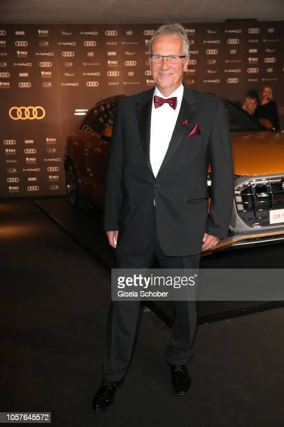 Thomas Friedrich General Manager EltecService GmbH during the 25th Opera Gala at Deutsche Oper Berlin on November 4 2018 in Berlin Germany