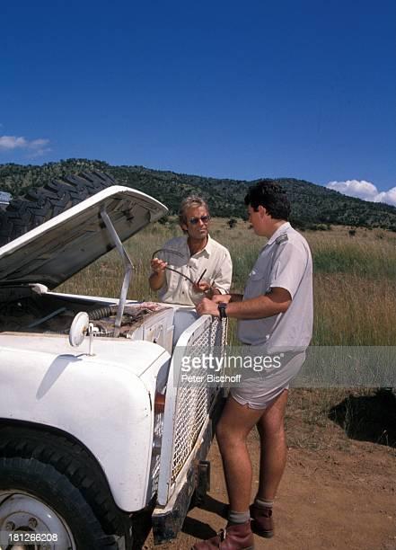 Thomas Fritsch einheimischer Wildhueter PRO 7 Serie 'Glueckliche Reise ' Folge 18 'Sun City' 'The Lost City'/SüdAfrika Südafrika Episode 1 'Zwei...