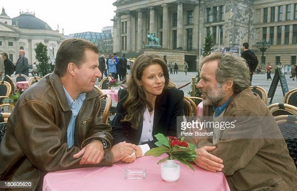 Thomas Fritsch Leonore Capell Ralf Lindermann ZDFSerie Unser Charly Folge 4 In aller Freundschaft