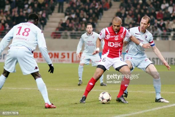 Thomas GAMIETTE / Jeff STRASSER Reims / Metz 25eme journee de Ligue 2