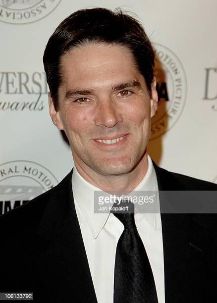 Thomas Gibson during 14th Annual Diversity Awards Arrivals at Century Plaza Hotel in Century City California United States