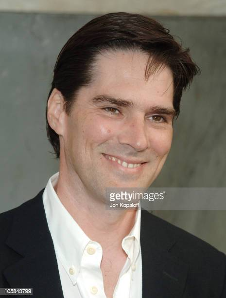 Thomas Gibson during CBS Summer 2005 Press Tour Party at Hammer Museum in Westwood California United States