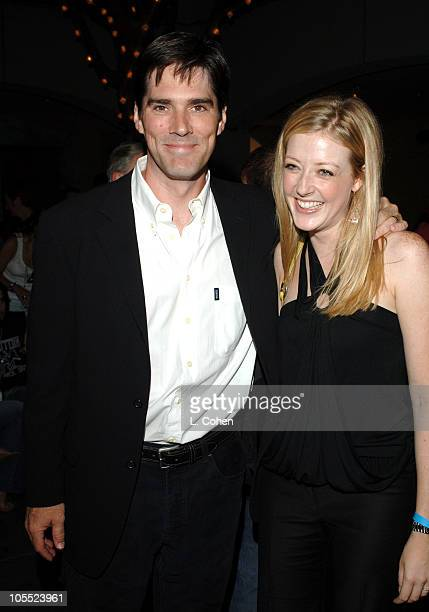 Thomas Gibson of 'Criminal Minds' and Jennifer Finnigan of 'Close to Home'