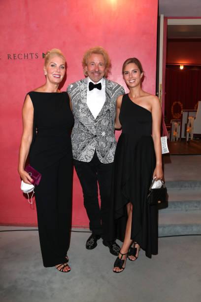 "DEU: ""Der wendende Punkt"" Extra Concert At Munich Opera Festival 2021"