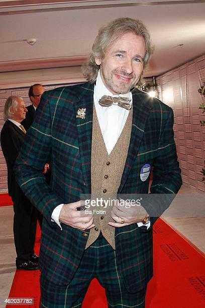 Thomas Gottschalk attends the German Media Award 2015 on January 23, 2015 in Baden-Baden, Germany.