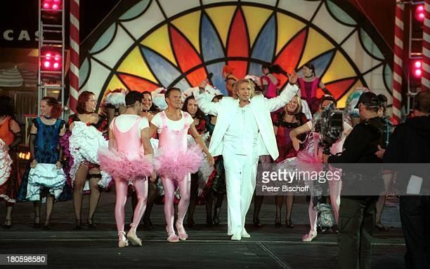 Thomas Gottschalk Rick Kavanian Christian Tramitz Michael 'Bully' Herbig ZDFShow 'Wetten dass ' Paris/Frankreich 'DisneylandParis' 'Walt...