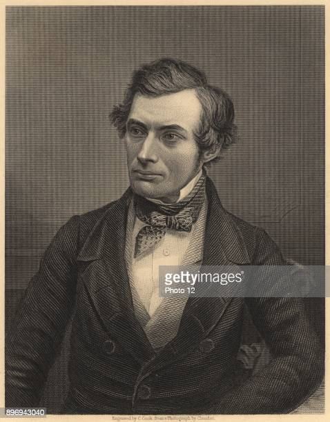 Thomas Graham Scottish chemist who laid the foundations of physical chemistry From James Sheridan Muspratt 'Chemistry' Engraving