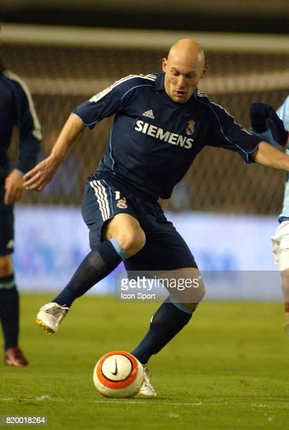 Thomas GRAVESEN - - Celta Vigo / Real Madrid - 21e journee Liga,