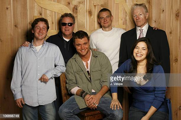 Thomas Guiry John Heard Clayne Crawford Brian Jun Raymond J Barry and America Ferrera