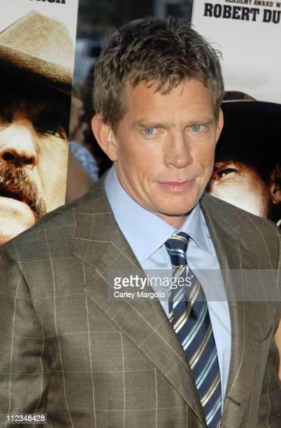 Thomas Haden Church during 'Broken Trail' New York Premiere at Loews Lincoln Square in New York City New York United States