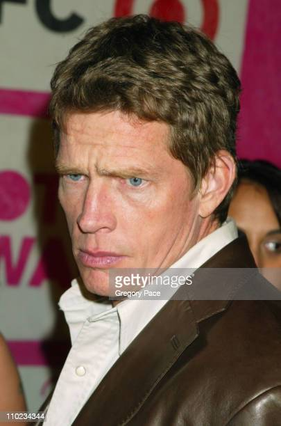 Thomas Haden Church during The 14th Annual Gotham Awards Gala Arrivals at Pier 60 in New York City New York United States