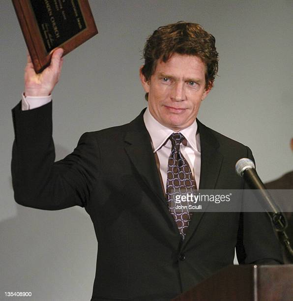 Thomas Haden Church winner of the Best Supporting Actor Award for his role in 'Sideways'