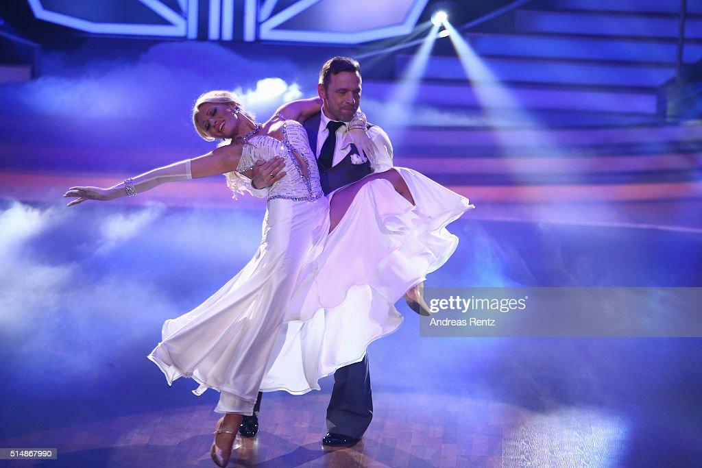 'Let's Dance' 1st Show : News Photo