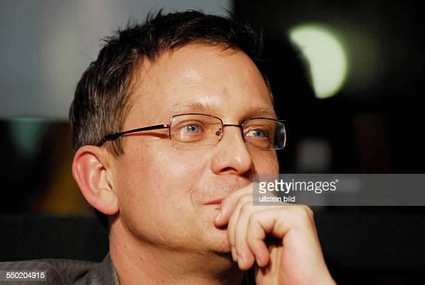 Thomas Hailer anlässlich des RadioEins Nighttalk am Rande der 58 Berlinale in Berlin