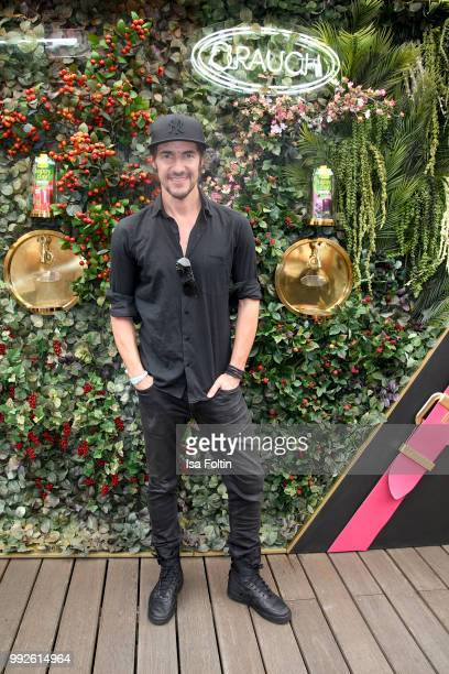 Thomas Hayo attends The Fashion Hub during the Berlin Fashion Week Spring/Summer 2019 at Ellington Hotel on July 5 2018 in Berlin Germany