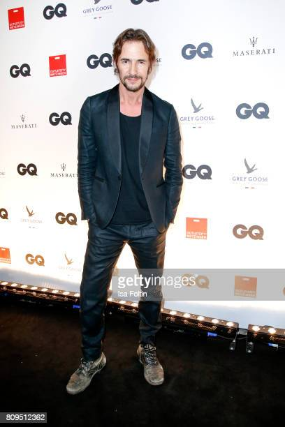 Thomas Hayo attends the GQ Mension Style Party 2017 at Austernbank on July 5 2017 in Berlin Germany
