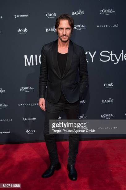 Thomas Hayo attends the MICHALSKY StyleNite during the MercedesBenz Fashion Week Berlin Spring/Summer 2018 at eWerk on July 7 2017 in Berlin Germany