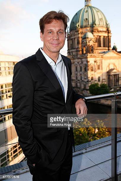 Thomas Heinze attends the STERN And CAPITAL Summer Party on June 16 2015 in Berlin Germany