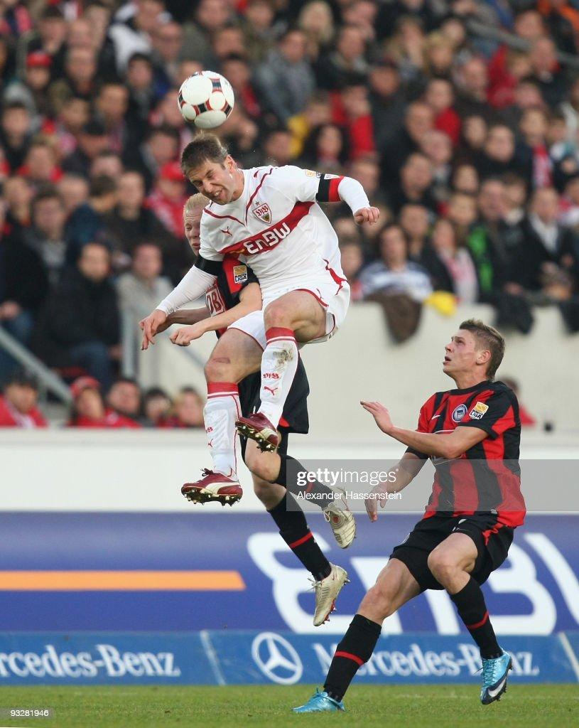 VfB Stuttgart v Hertha BSC Berlin - Bundesliga : ニュース写真