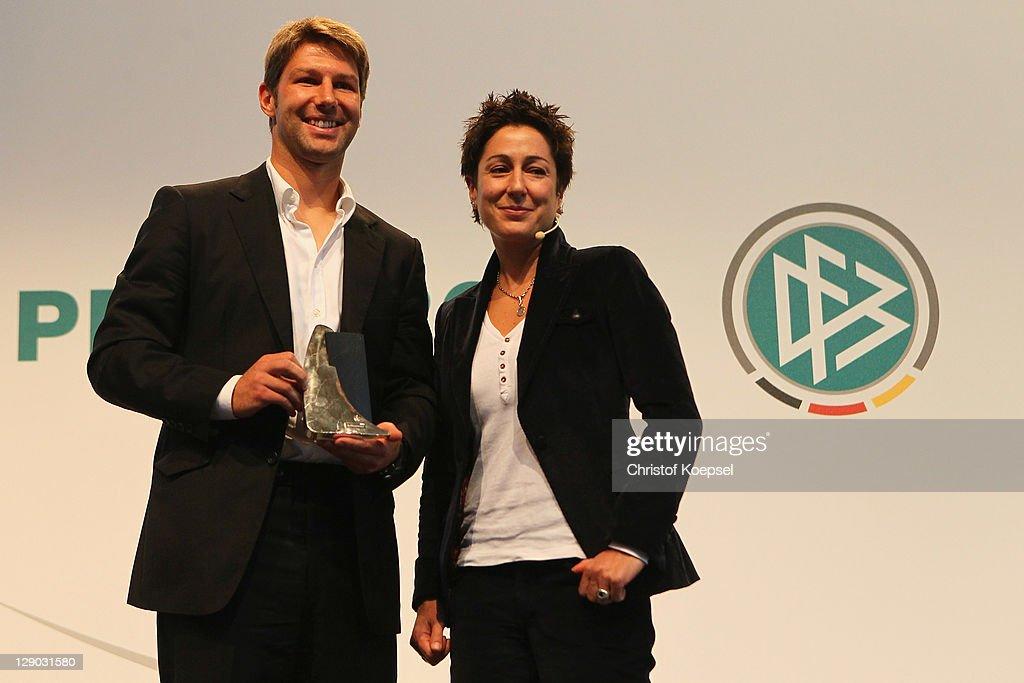 Julius Hirsch Award 2011 : ニュース写真
