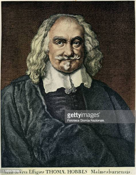 Thomas Hobbes philosopher,English politician and mathematician. His philosophy leads back to a materialistic vision of reality and to the definition...